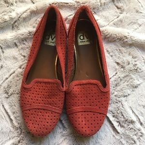 DV Suede Loafers